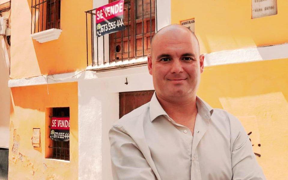 Enrique Bocanegra en la Casa Natal de Velazquez